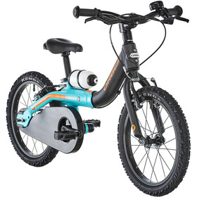 ORBEA Grow 1 Niños, black/jade green